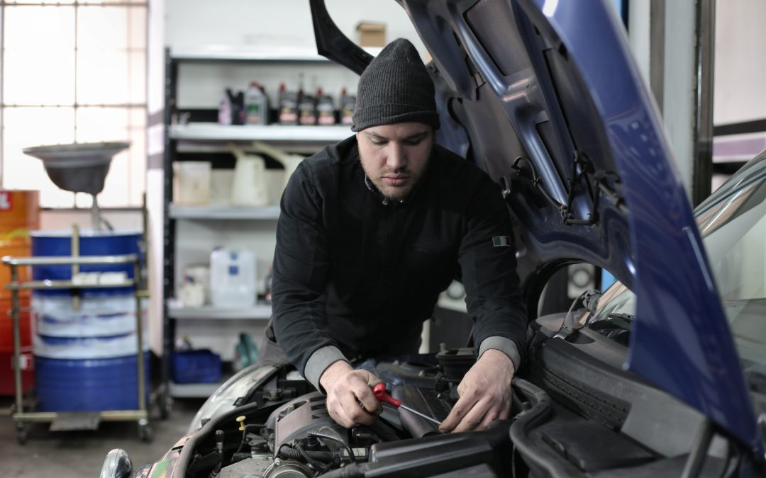 What are Your Auto Repair Options After a Car Accident Vehicle Damage?
